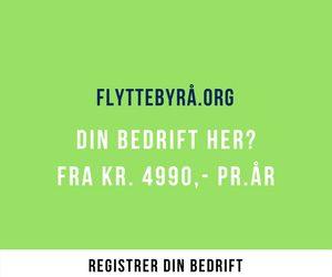 Flyttebyrå Oslo